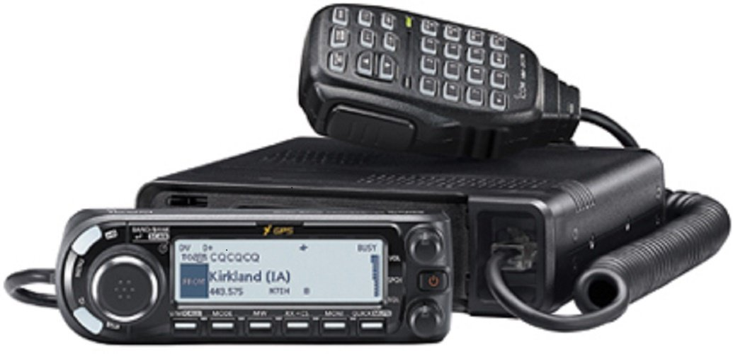 Icom ID-4100A VHF/UHF Dual Band D-STAR Mobile Transceiver by Icom