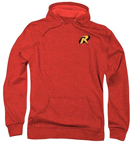 Hoodie: Batman - Robin Logo T-Shirt Size M