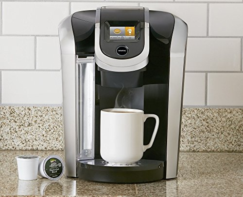 Keurig Coffee Maker Temperature Control : Keurig K475 Single Serve Programmable K- Cup Pod Coffee Maker with 12 oz brew size and ...