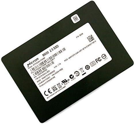"Micron Technology M600 1 TB 2.5"" Internal Solid State Drive MTFDDAK1T0MBF-1AN12ABYY by Crucial [並行輸入品]"