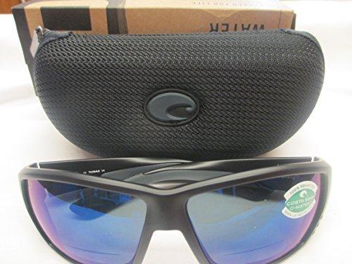 Costa Del Mar Tuna Alley C-Mate 2.50 Sunglasses Tortoise Copper 580P Lens Pro-Motion Distributing Direct TA10OCP2.50