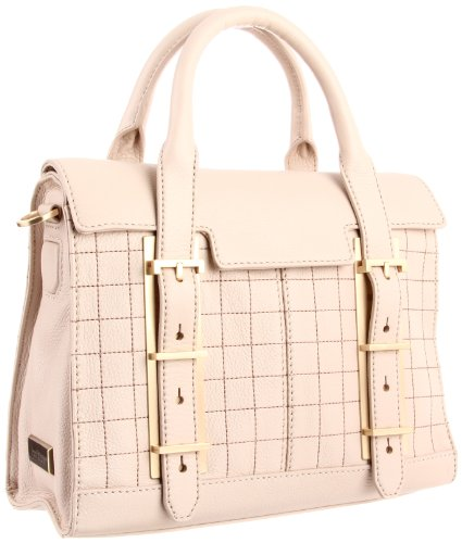 botkier Eden 1113413-H Satchel,Stone Cowhide,One Size, Bags Central