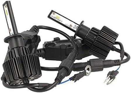 12 V 24 V canbus Kit de faros LED H1 6000 K 60 W