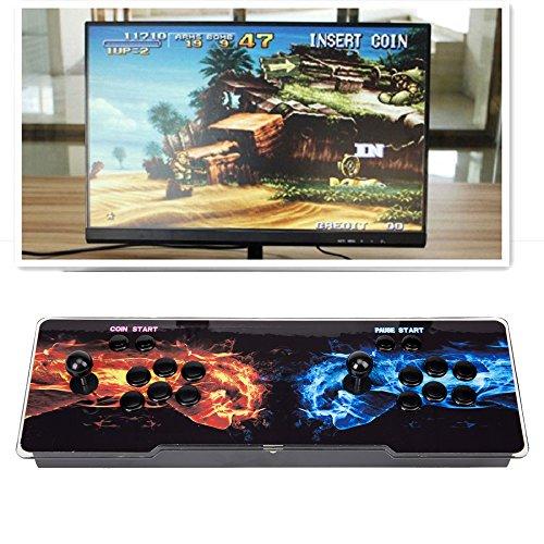 Pandora's Box 5s+ Console Arcade Game Classic HD 1299 Games Plug & Play