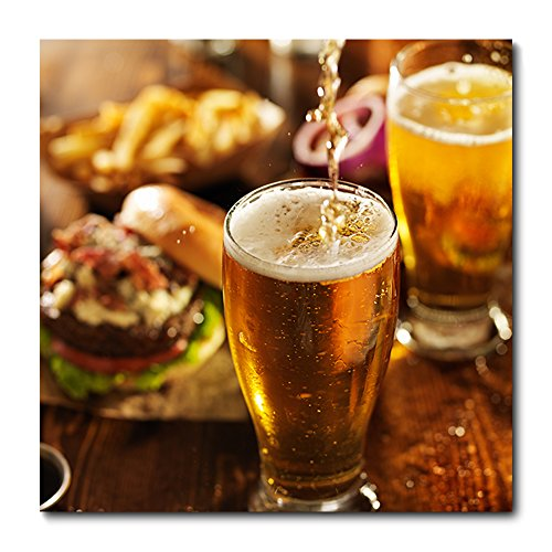 Placa Decorativa - Cerveja - 1190plmk