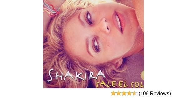 cdb08b46a8 Shakira - Shakira Sale El Sol - Amazon.com Music