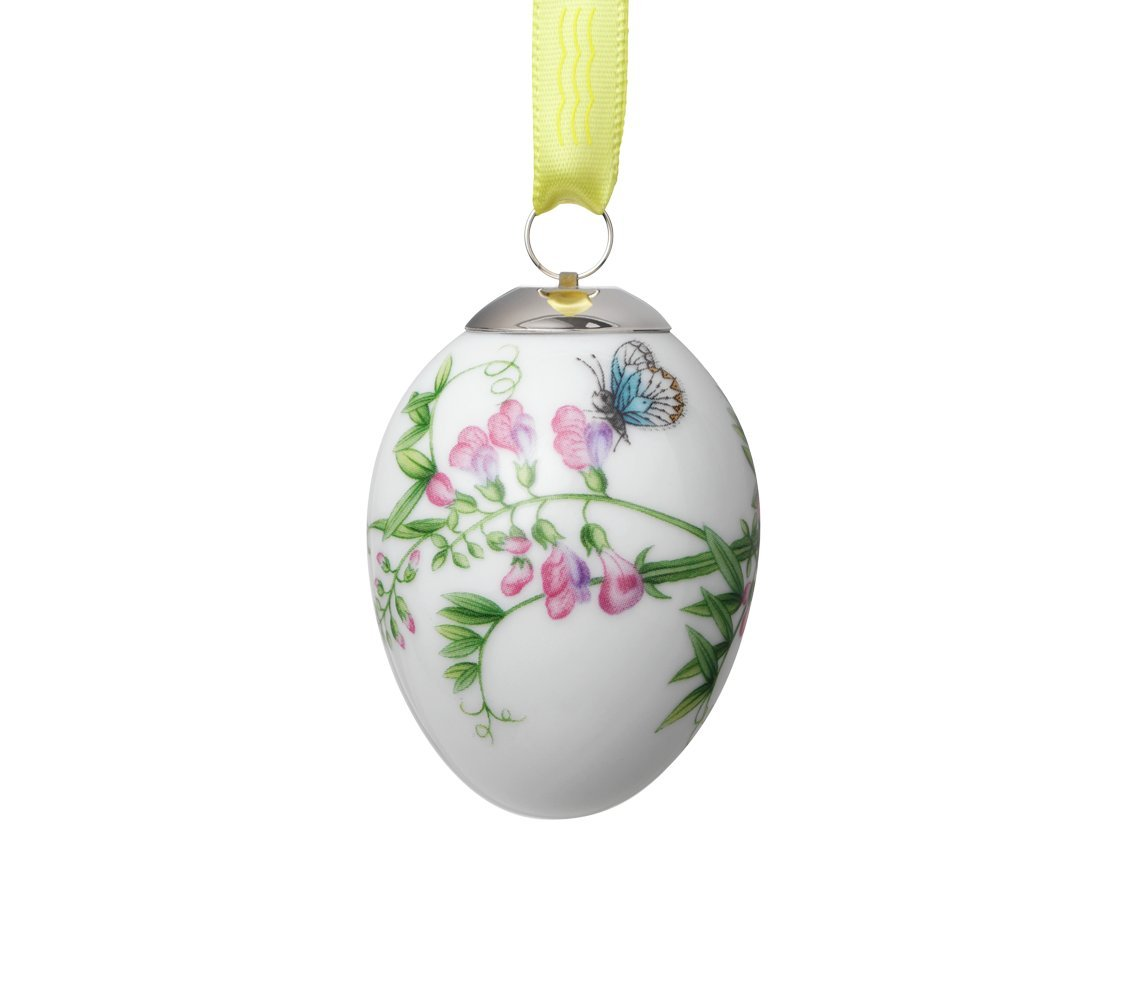 Spring Collection 2018 Easter Egg Blue Butterflies