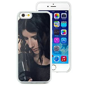 Unique Designed Cover Case For iPhone 6 4.7 Inch TPU With He Laura Pausini Pop Singer Music (2) Phone Case Kimberly Kurzendoerfer