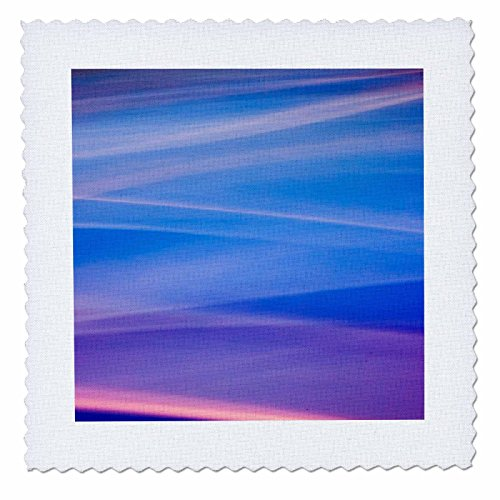 Missoula 1 Light (Danita Delimont - Abstract - Light painting abstract color trails - 10x10 inch quilt square)