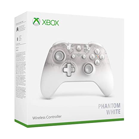Xbox Wireless Controller Phantom White SE (2019)