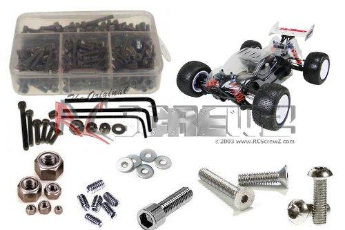 RC Screwz Stainless Steel Screw Kit for OFNA Racing Hyper 10TT #ofn060