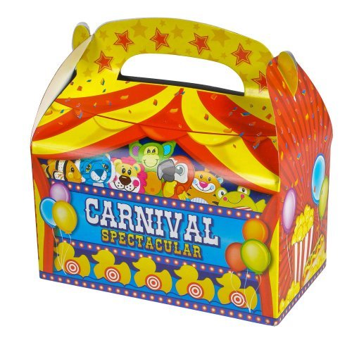 Carnival Treat Boxes (pack of (Carnival Treats)