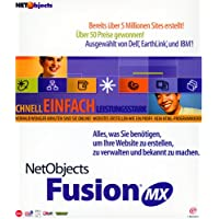Update NetObjects Fusion MX