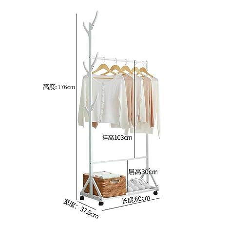 LM-Coat rack Perchero pie Perchero, Casa Modelos de Ramas de ...