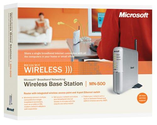 amazon com microsoft broadband networking wireless base station rh amazon com Network Router Microsoft Router Gateway