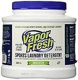 Vapor Fresh Laundry Detergent Powder, HE-safe, Free & Clear, No Scent, 5 lb