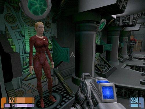 Star Trek Voyager Elite Force Expansion Pack Windows 7