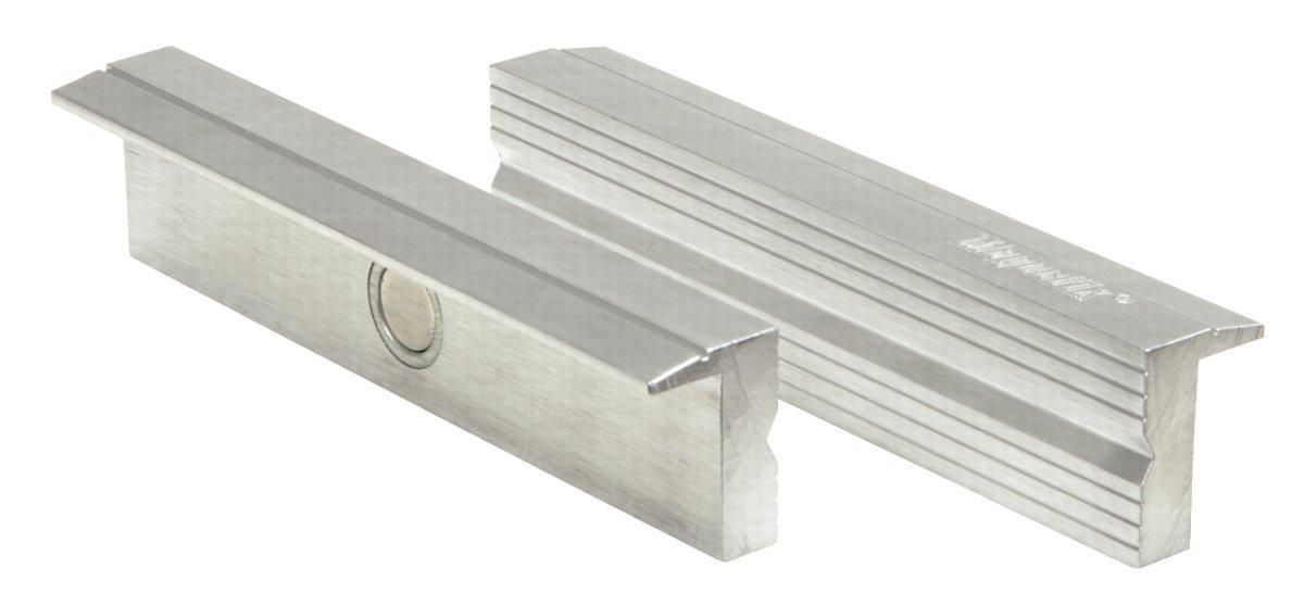 KSTools 914.0073 Mordache Aimanté es Finition Aluminium 125 mm KS Tools