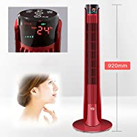 Ultra quiet Ground Air conditioner fan,Without leaves Tower fan Table Evaporative coolers Mini Vertical Height Air cooler For Bedroom Living room-D