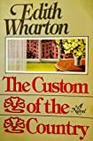The Custom of the Country, Edith Wharton, 0684719266