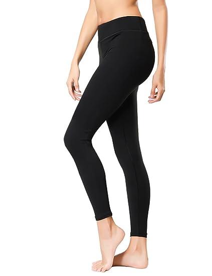 Finest Amazon.com: KUBEER Yoga Pants Yoga Capris Leggings Workout Running  MZ81