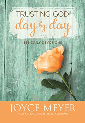 (Trusting God Day by Day: 365 Daily Devotions)