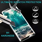 Galaxy Note 9 Screen Protector, (2-Pack) Tempered