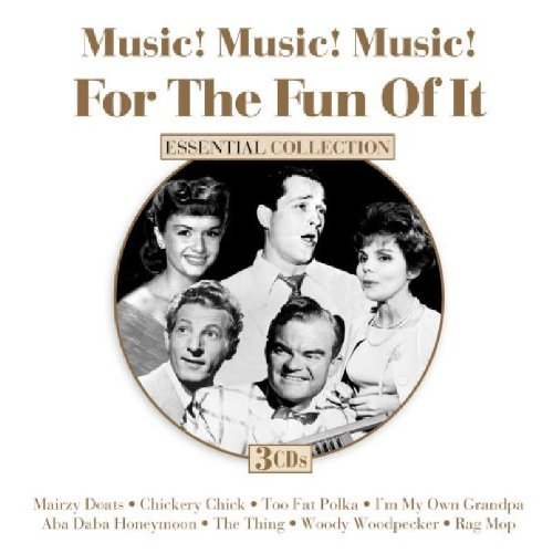 Fun Songs Set (Music! Music! Music! For The Fun Of It, Essential Collection)
