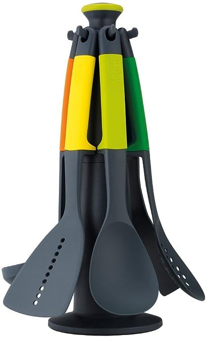 7 opinioni per Joseph Joseph Elevate Carousel Set Utensili, Plastica, Multicolore