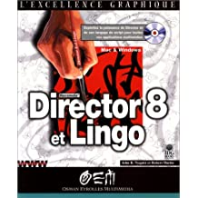DIRECTOR 8 & LINGO +CD-ROM