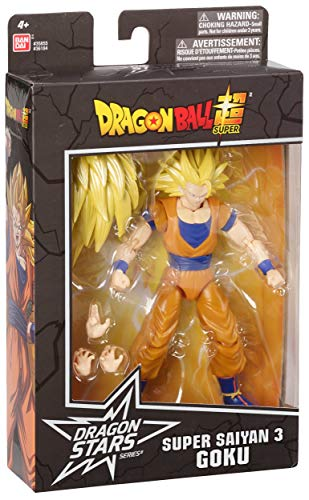 71e56105a807c Dragon Ball Super - Dragon Stars Super Saiyan 3 Goku Figure (Series 10)