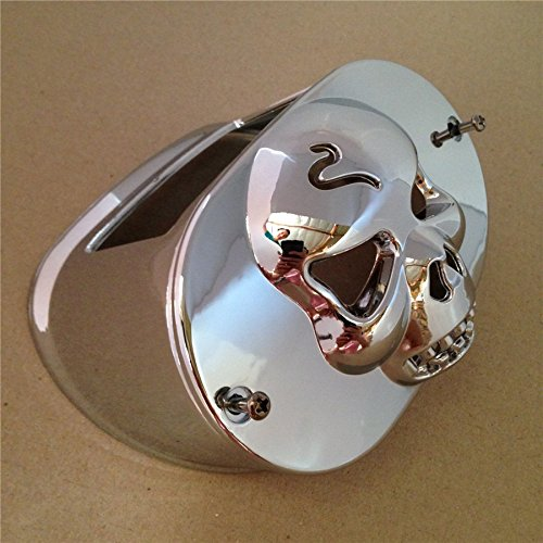 Motorcycle LED RED Tail Light Collar cover for Harley XL FLSTF Touring models FLHRC FLHTC