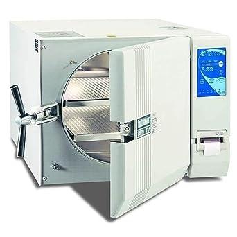 parts of autoclave machine