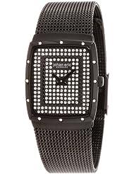Johan Eric Womens JE1006-13-007.16 Tondor Tonneau Black Watch