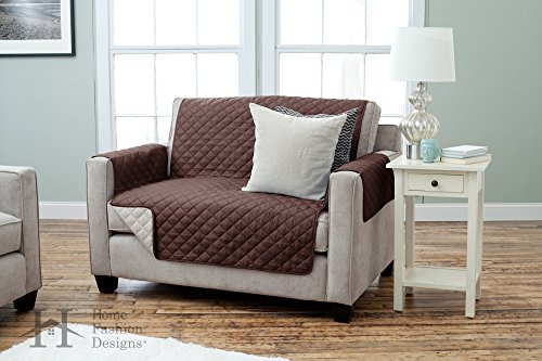 Reversible Quilted Furniture Protector Loveseat