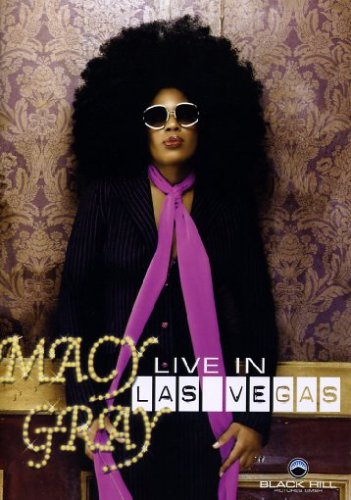 Macy Gray - Live In Las Vegas [DVD] [DVD] (2007) Macy - Macy's Vegas