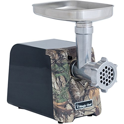 Magic Chef MCLMGRT Meat Grinder, Camouflage by Magic Chef (Image #3)'