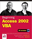 Beginning Access 2002 Vba