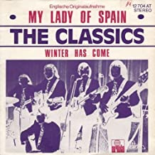 "My Lady of Spain/Winter has come (7"" Vinyl Single)(Ariola 12704 AT)"