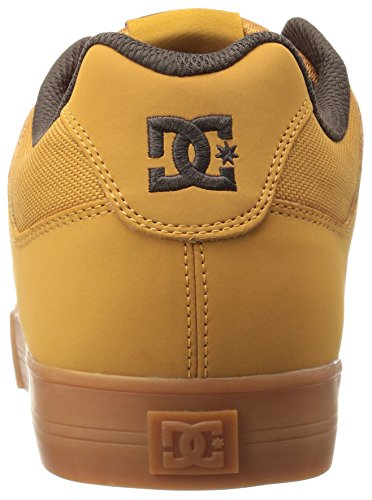Dc D0301024 Baskets Pure Mode Shoe Chocolate Shoes Homme Wheat Se dk BwqrHBP