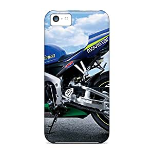 iphone 5c New phone back shell Forever Collectibles cases honda cbr 600rr movistar