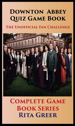 Downton Abbey Quiz Game Book
