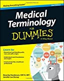 img - for Medical Terminology For Dummies book / textbook / text book