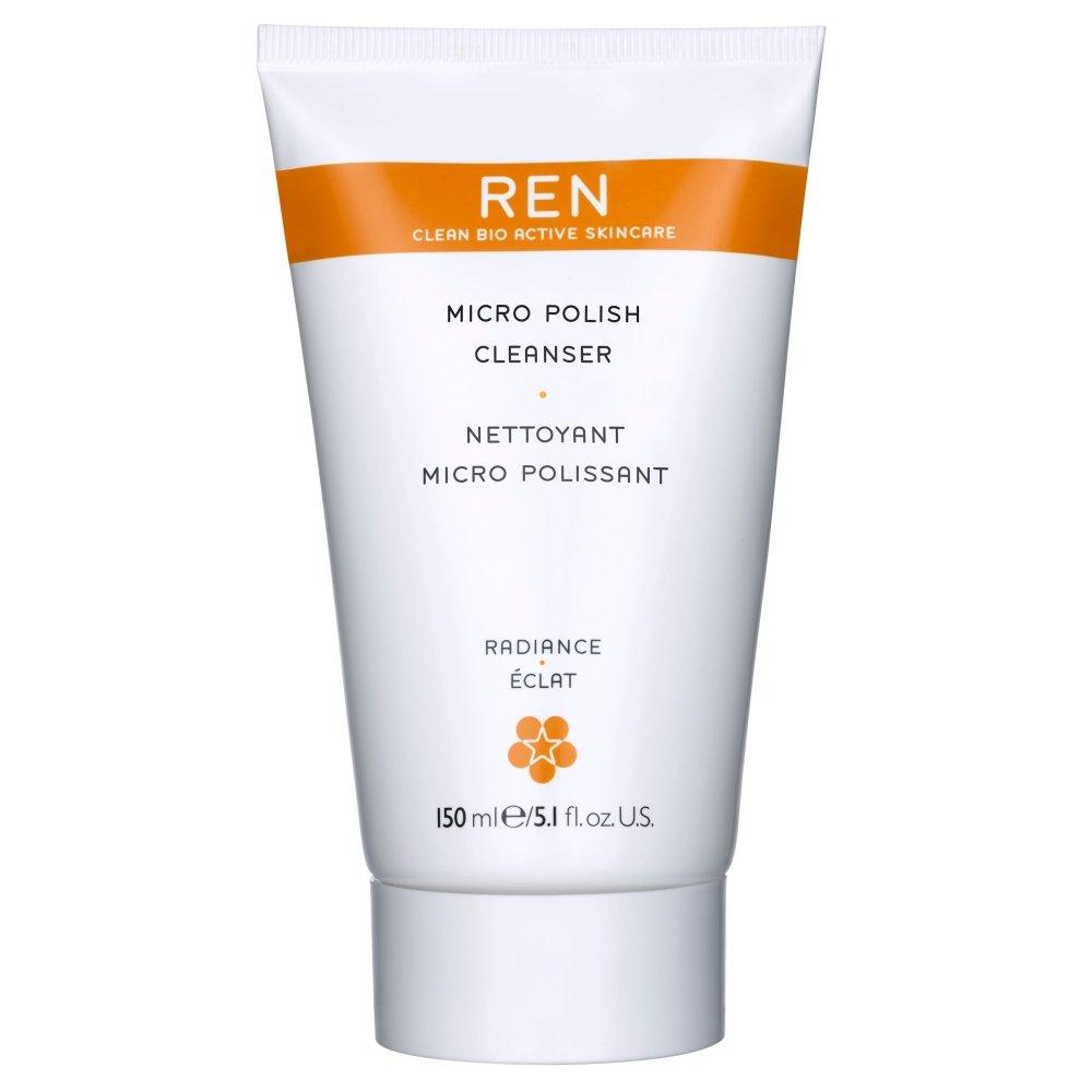Renミルコ磨きクレンザー、150ミリリットル (REN) (x2) - REN Mirco Polish Cleanser, 150ml (Pack of 2) [並行輸入品]   B01MRGVZJ3