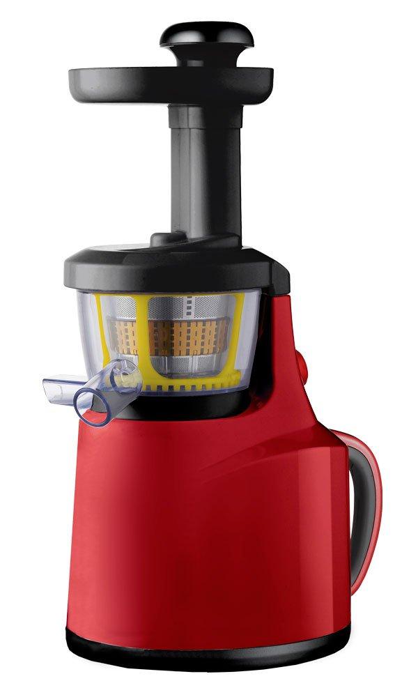 G21 PJ500R Exprimidor profesional lento, 500 W 1 Liter, Rojo: Amazon.es: Hogar
