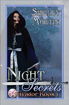 Night Secrets (Avador series Book 1) by [Martin, Shirley]