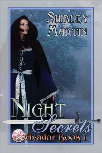 Book: Night Secrets by Shirley Martin