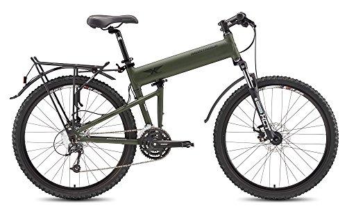 Montague Paratrooper 24 Speed Folding Mountain Bike Medium - 18
