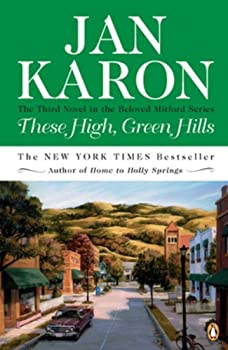 These High, Green Hills 0670869341 Book Cover