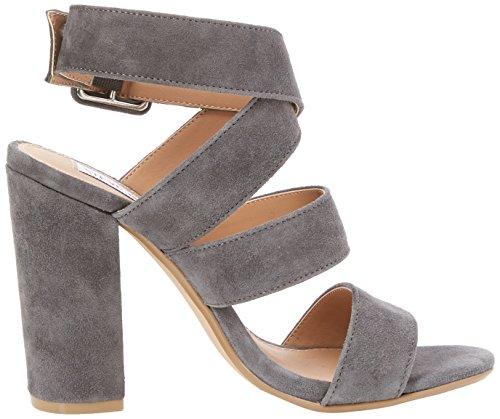 Steve Madden Davison Sandal - Sandalias Mujer gris